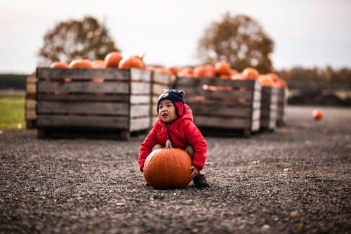 让孩子成长更有意义,接触大自然